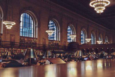Bibliotecas para estudiar oposiciones Zaragoza