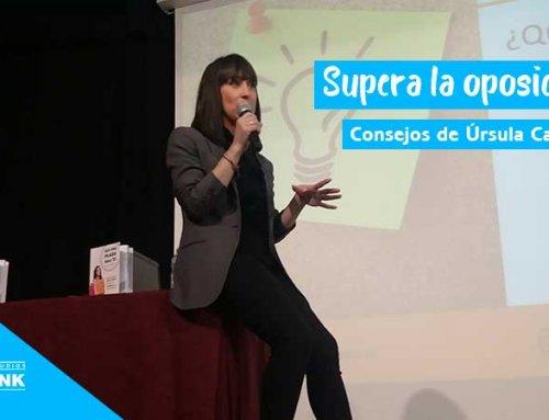 Charla sobre la Motivación en la Oposición con Úrsula Campos: ¡Te esperamos!