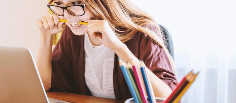 trucos para relajarse antes de un examen