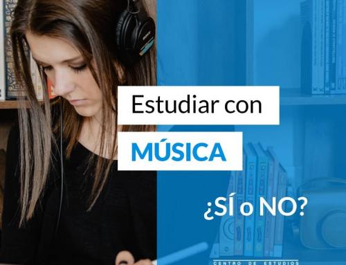 ¿Se puede estudiar con música?